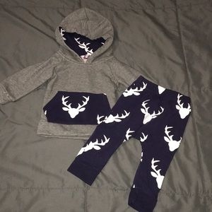 Other - 3 for $12 🌟 Little Deer Boutique outfit 6 months